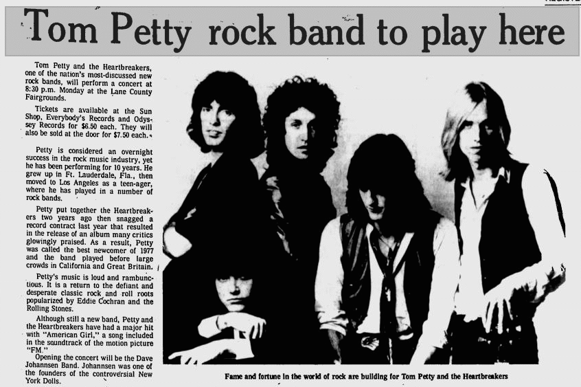 1970s - The Petty Archives