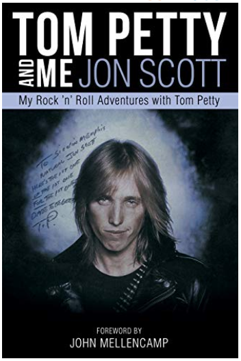 Cover of Tom Petty and Me